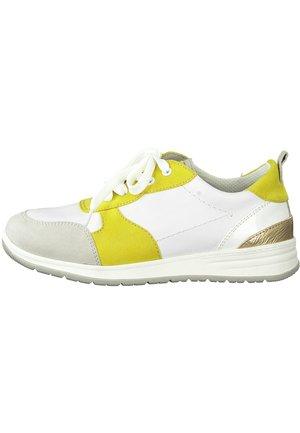 Sneakers basse - saffron comb