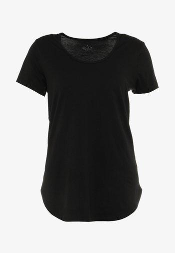 GYM - Basic T-shirt - black