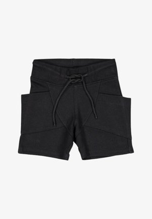 COLLEGE - Shorts - black