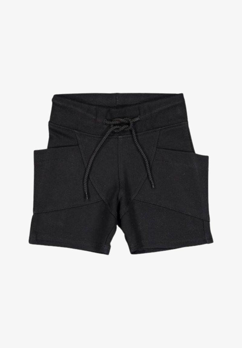 GUGGUU - COLLEGE - Shorts - black