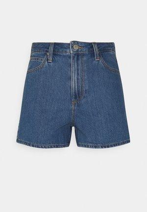 CAROL  - Short en jean - mid stone