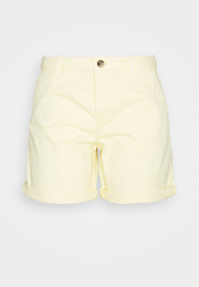 PIMA - Shorts - light yellow