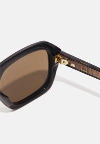 Dunhill - UNISEX - Occhiali da sole - black/brown - 5