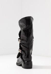 A.S.98 - Kovbojské/motorkářské boty - nero - 5