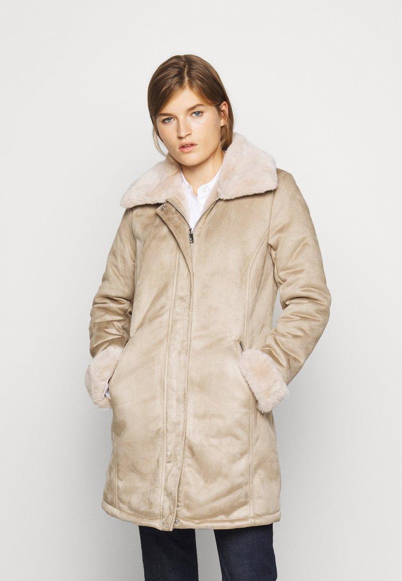 Lauren Ralph Lauren - Zimní kabát - camel