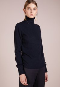 FTC Cashmere - ROLLNECK - Svetr - midnight - 0