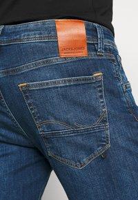 Jack & Jones - JJIGLENN JJFOX AGI NOOS - Jeans slim fit - blue denim - 5