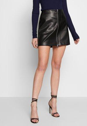 ONLKYLIE MORGAN SKIRT - Áčková sukně - black