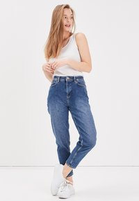 BONOBO Jeans - Relaxed fit jeans - denim stone - 3