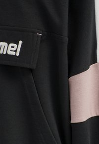 Hummel - VALERIE LONG UNISEX - Sweatshirt - black - 3
