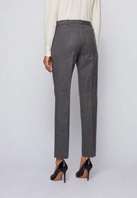 BOSS - TILUNI - Trousers - grey - 2