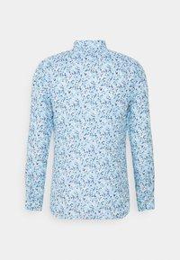 120% Lino - SLIM FIT - Camicia - blue - 1