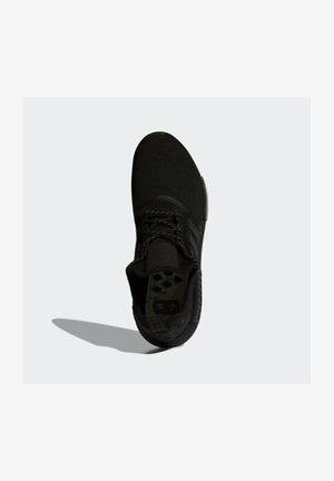 PHARRELL WILLIAMS NMD_R1 - Sneakersy niskie - core black