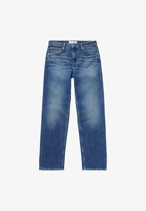 DUA LIPA X PEPE JEANS - Straight leg jeans - denim