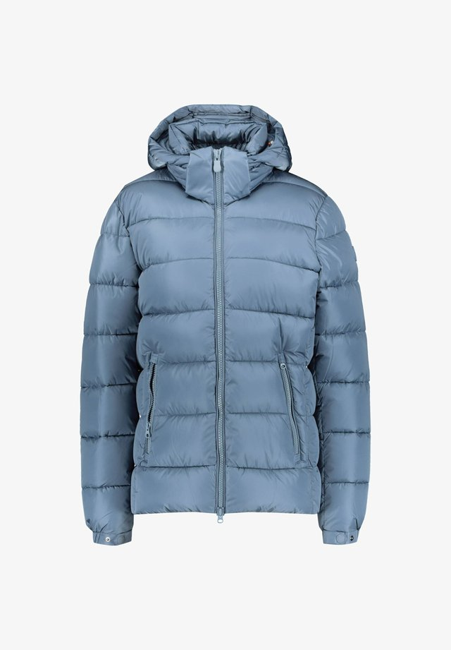 MEGAY - Winter jacket - bleu