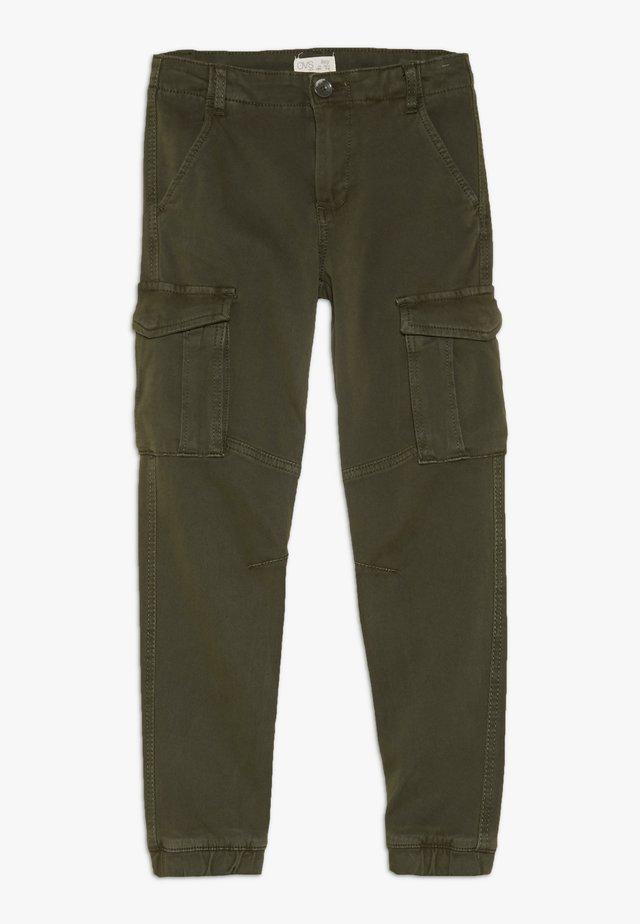 Cargo trousers - deep depths