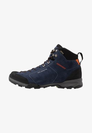 MOJITO HIKE GTX - Hiking shoes - blue cosmo/tonic