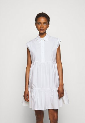 RICATI - Shirt dress - blanc