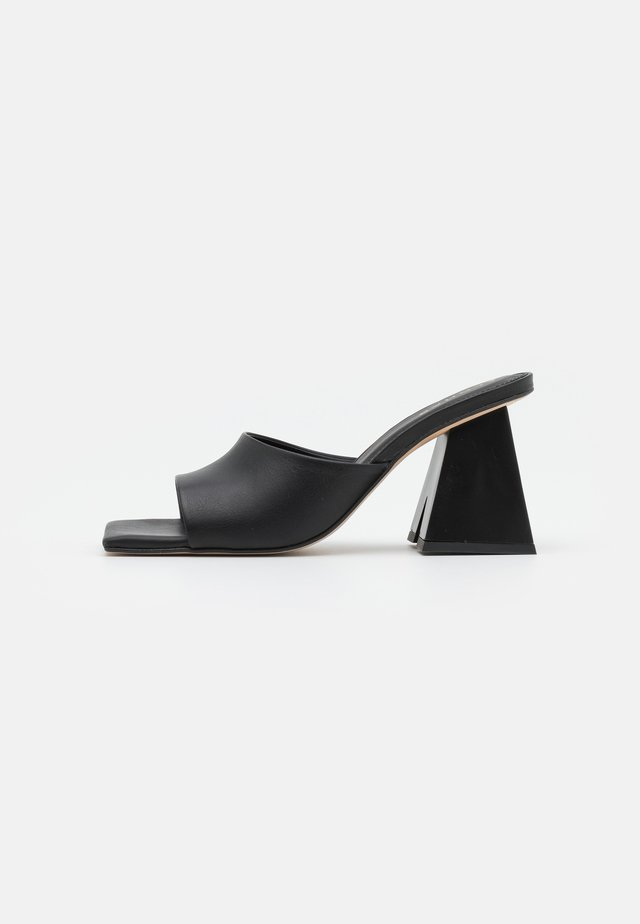 DUNE - Heeled mules - black