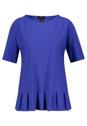 MARC CAIN DAMEN SHIRT - Blouse - blau (51)