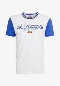 Ellesse - CODY - T-shirt imprimé - white - 3