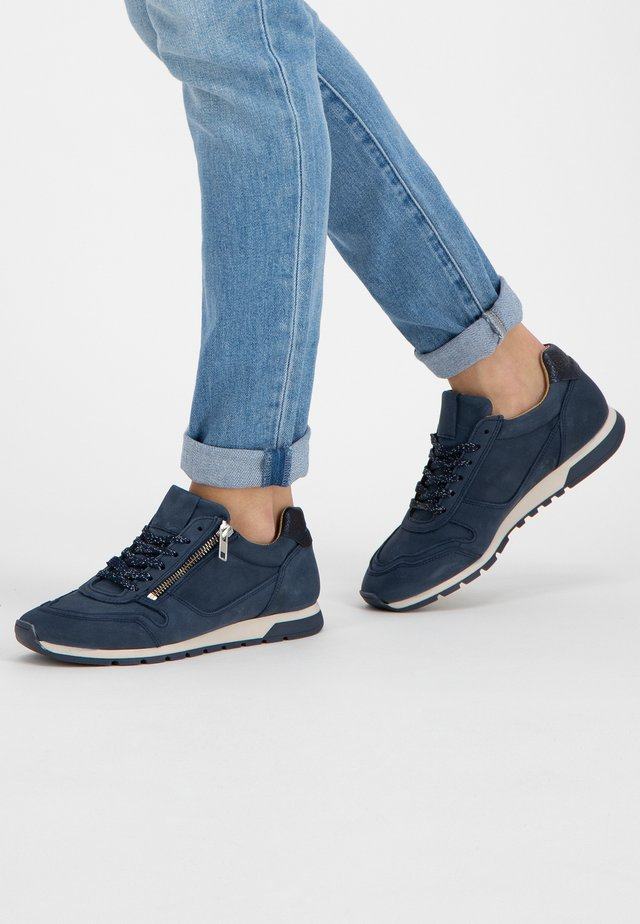 E.BLORE - Sneakers laag - blue