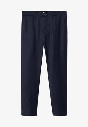 PORTO - Trousers - dark navy