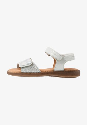 LORE SPARKLE MEDIUM FIT - Sandalias - white