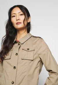Esprit - PLAY - Summer jacket - beige - 3