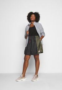 CAPSULE by Simply Be - Fleece jacket - grey marl - 1