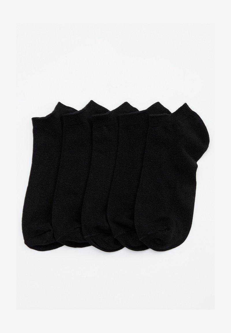 DeFacto - 5 PACK - Socks - black