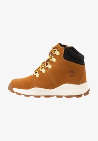 Timberland - BROOKLYN HIKER - Lace-up ankle boots - wheat - 1