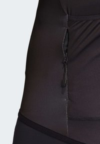 adidas Performance - ADISTAR PRIDE JERSEY - Print T-shirt - black - 8