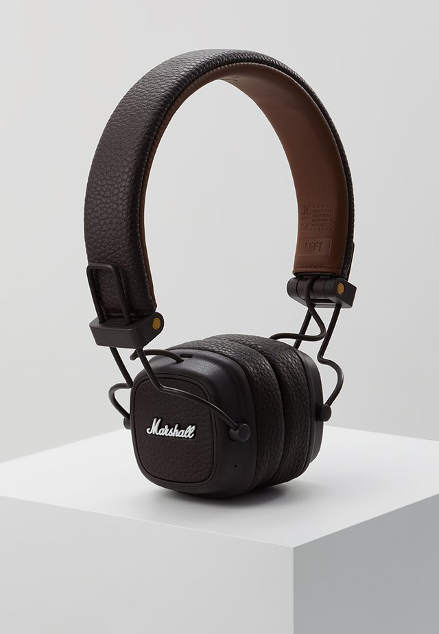 MAJOR III BLUETOOTH - Casque - brown