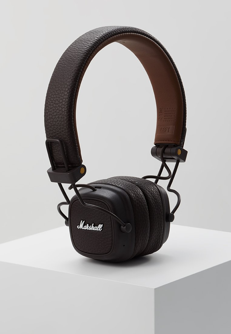 Marshall - MAJOR III BLUETOOTH - Headphones - brown