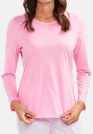 Pyjama top - aurora pink