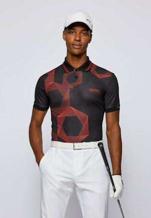 PADDY MK - Polo shirt - black