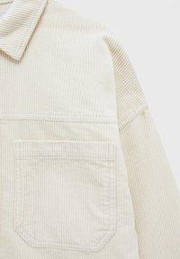 PULL&BEAR - Button-down blouse - mottled beige - 11
