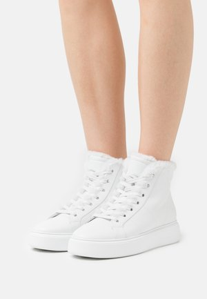 PRO - High-top trainers - bianco