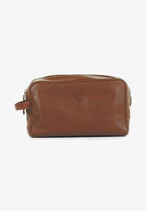 Easton Brown - Kosmetická taška - brown