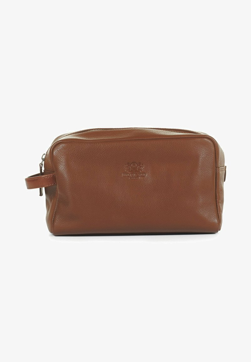 Howard London - Easton Brown - Kosmetická taška - brown