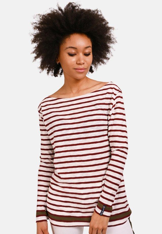 TIBALT  - Long sleeved top - off white