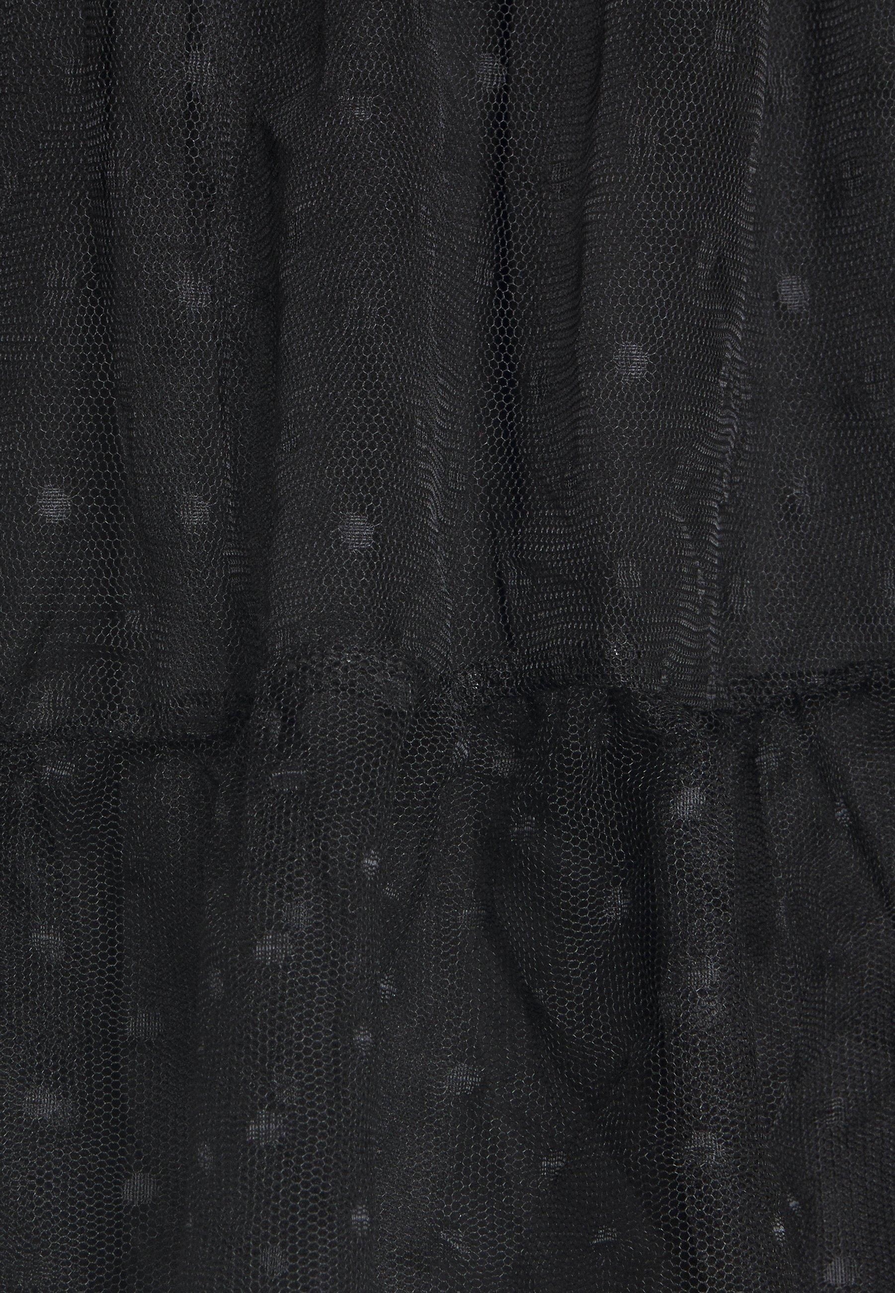 YAS Petite YASLISSO DRESS Cocktailkleid/festliches Kleid black/schwarz