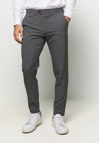 Lindbergh - CLUB PANTS - Bukse - grey mix - 0