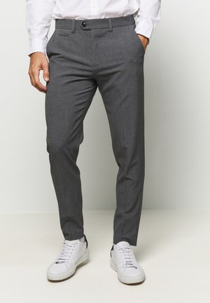 CLUB PANTS - Pantalones - grey mix