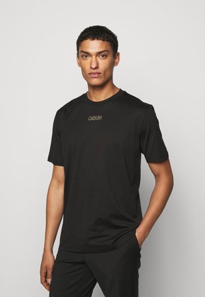 DURNED - T-shirt print - black