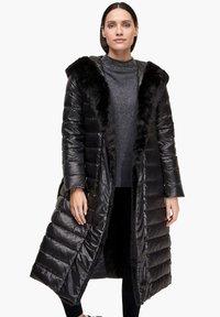 s.Oliver BLACK LABEL - Down coat - black - 0