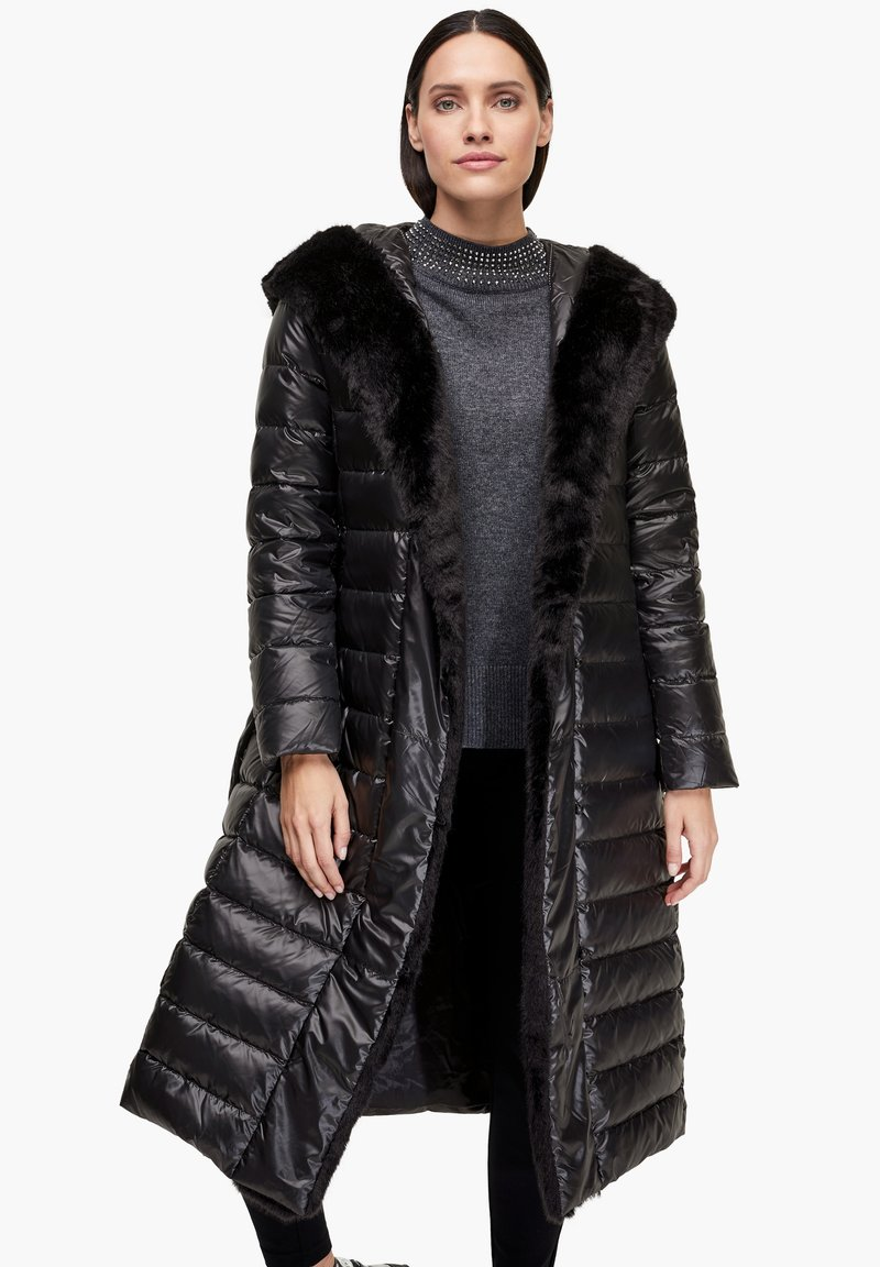 s.Oliver BLACK LABEL - Down coat - black