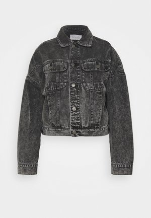RYDER OVERSIZED JACKET - Denim jacket - toxic avenger