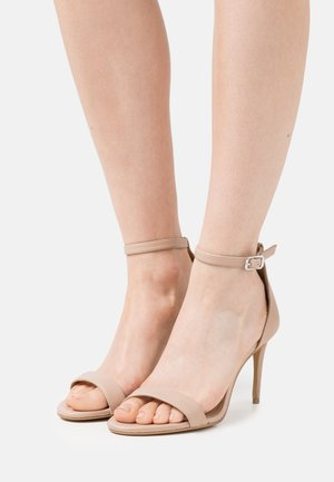 TATUM - Sandals - nude